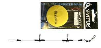 Paternoster Surf 2 bracc -i mm 0,40 - 1,5 mt -1 pz.